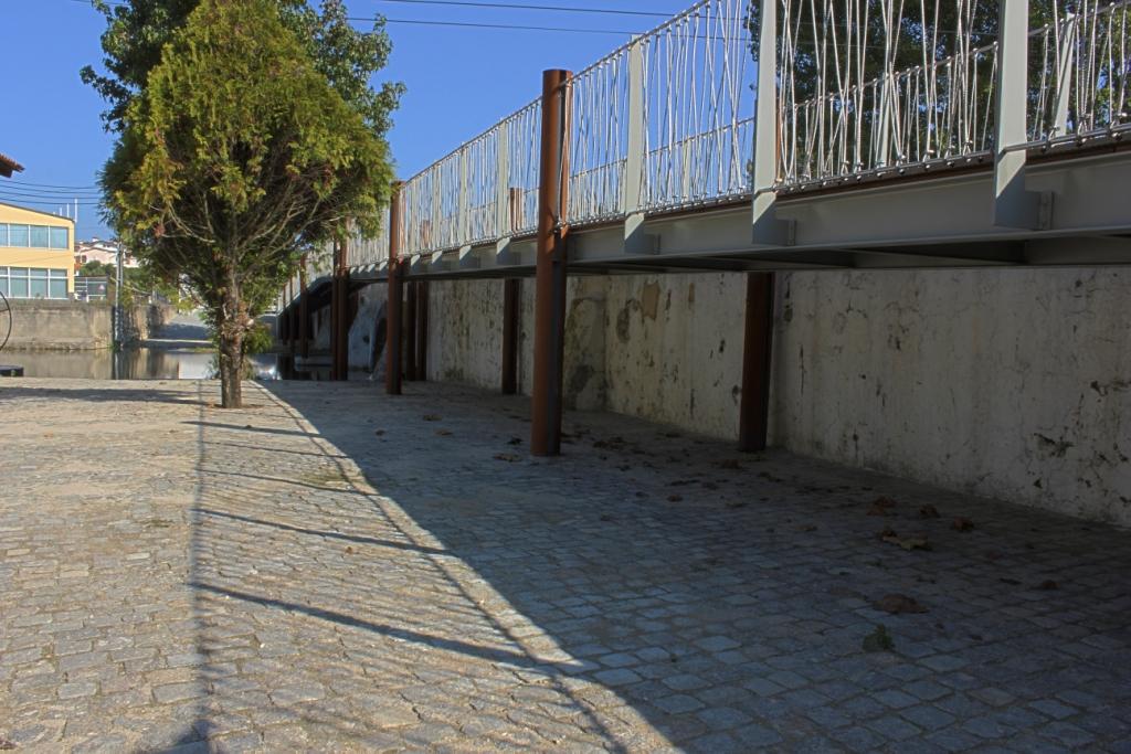 Pont Piétonnier Ventosa do Bairro