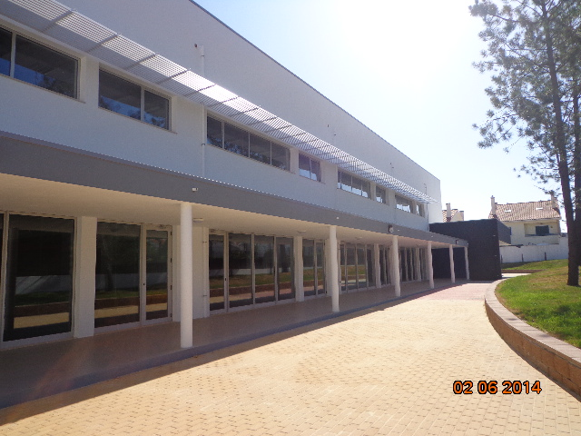 École de 1er cycle de l´enseignement fondamental – Fernão Ferro dans la ville de Redondos