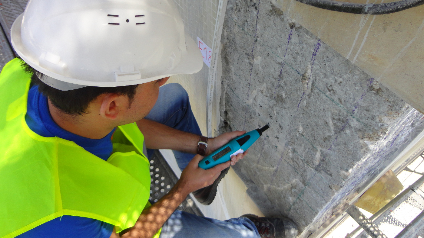 Avaliação, Levantamento e Caracterização na Reabilitação Urbana de Edifícios