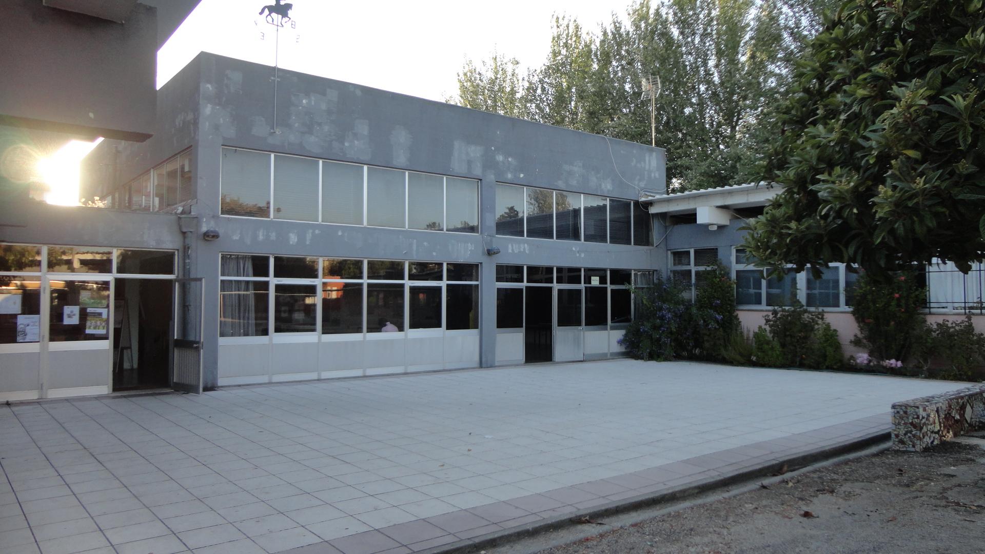 Projeto de beneficiação e modernização da Escola de Cantanhede