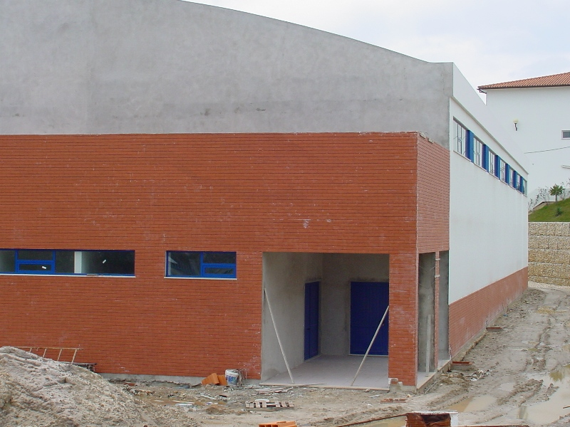 Multisports Building