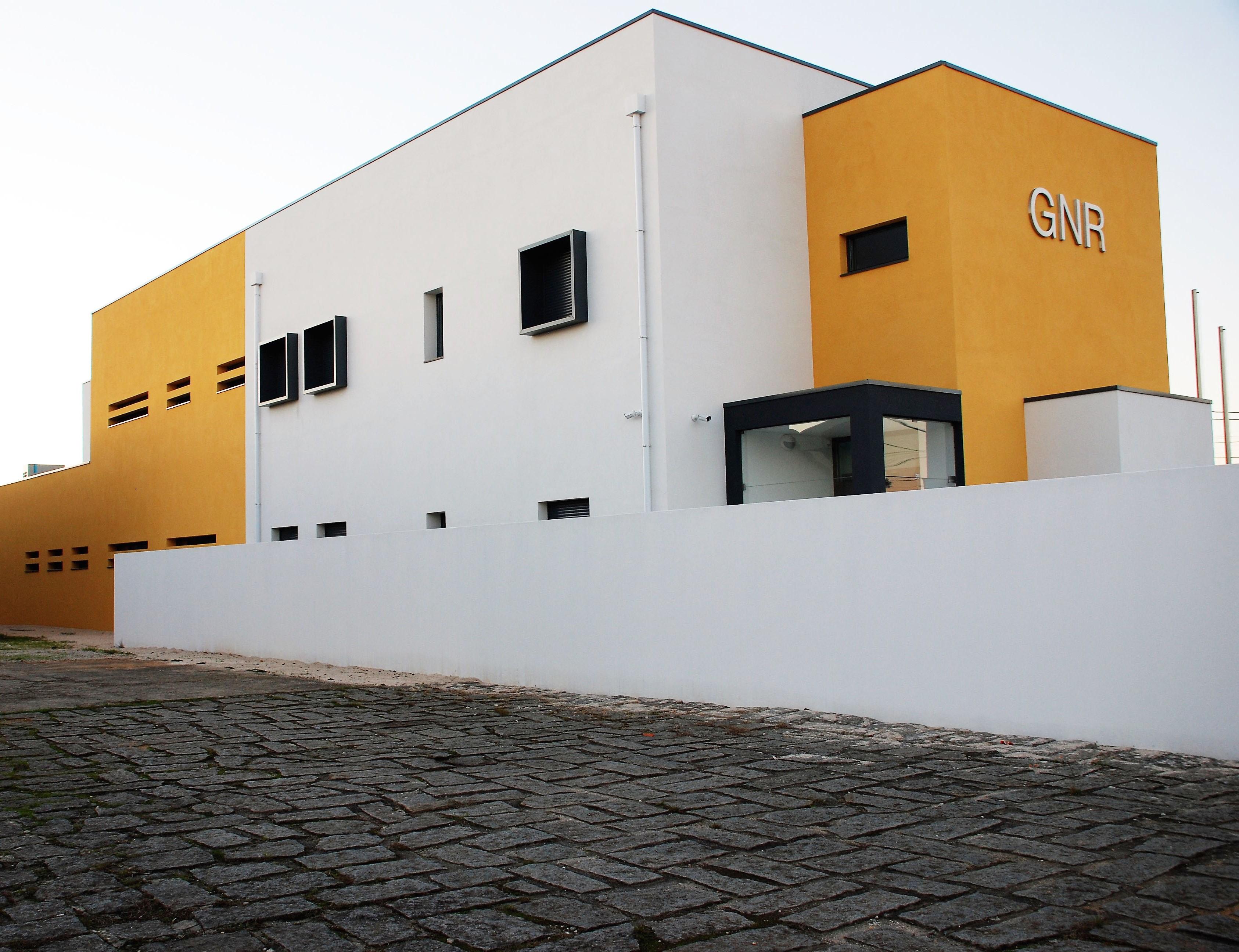 GNR de Valongo do Vouga já tem um edifício renovado