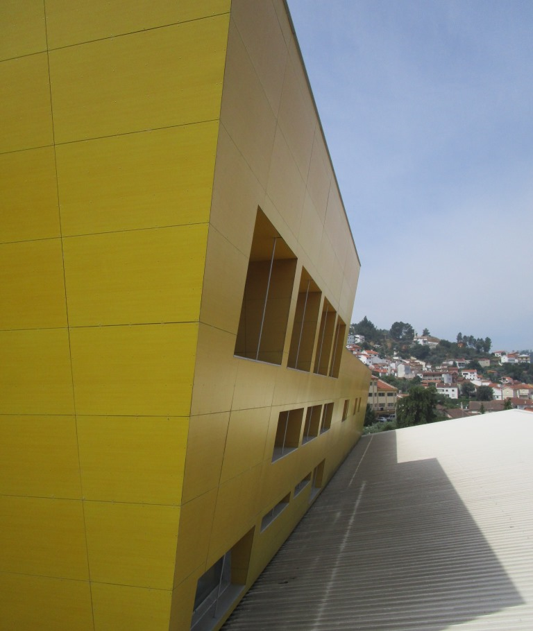 Reabilitação do Edifício Multiusos de Pampilhosa da Serra
