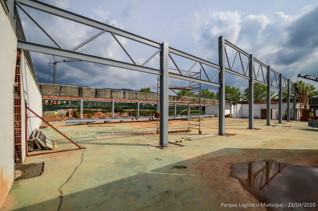 Requalificação de pavilhão industrial em Miranda do Corvo